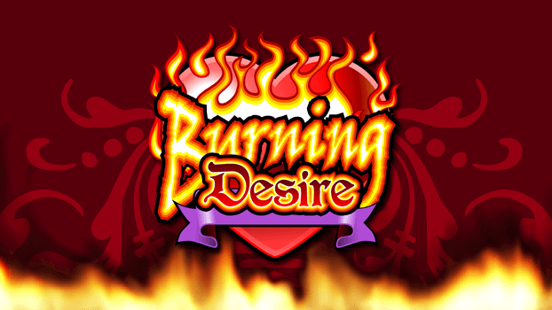 สล็อต รีวิวเกมส์สล็อต ทำเงิน Burning Desire Slot