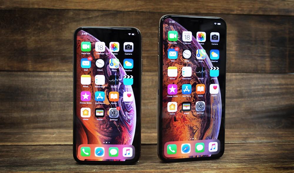 มือถือที่ดีที่สุด2019 รีวิว Apple iPhone XS และ XS Max